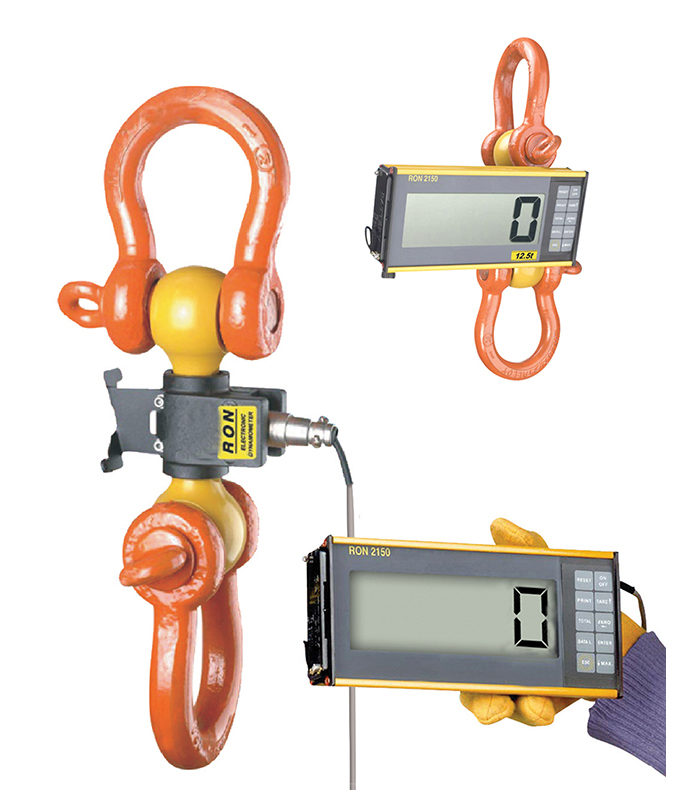 Wired Shackle Type Dynamometer